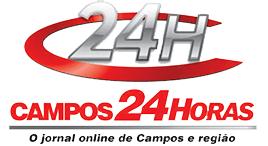 Logomarca Campos 24 Horas