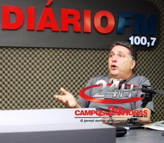 Garotinho na Diário FM 1