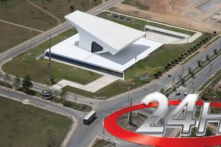 centro de convenções Uenf