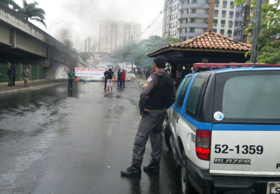 protesto comerciantes 2