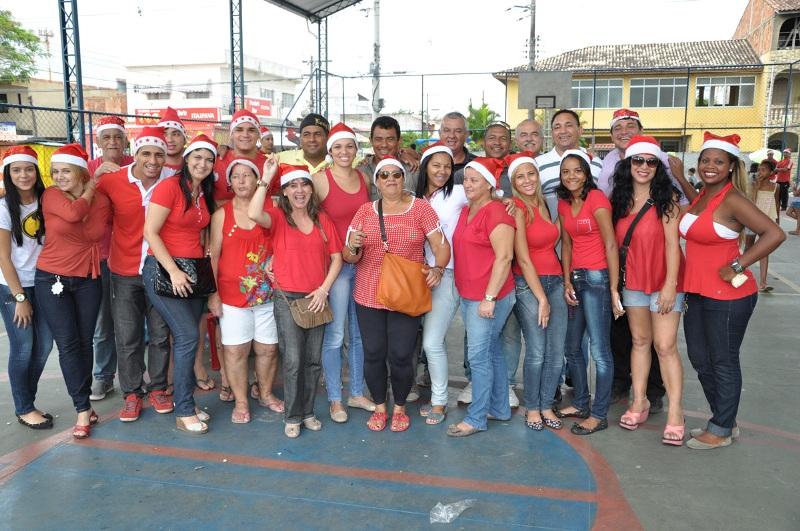 Natal Solidário PR 16