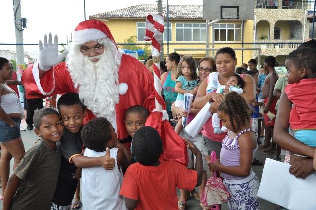 Natal Solidário PR 17