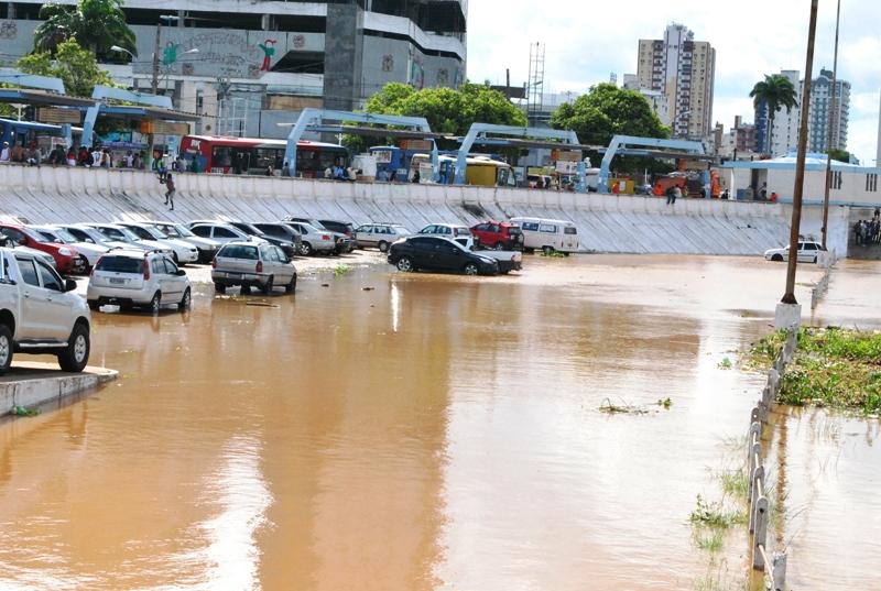 Rio Paraíba cais da Lapa 3