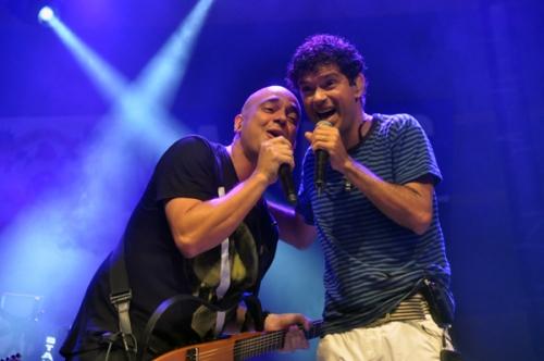 Jorge Vercillo e Sandro Bali