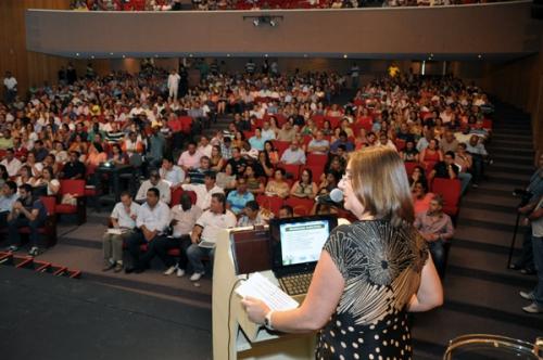 Marinéa abude seminário
