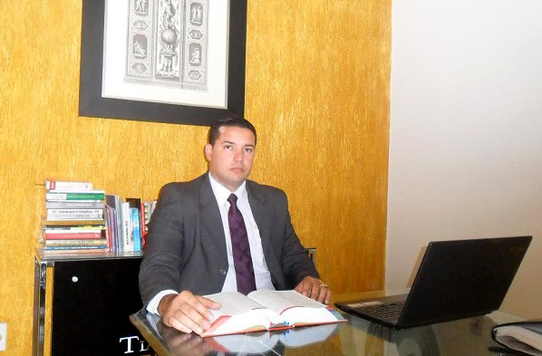 Dr Tiago Santos Silva - Procurador Geral de Quissamã