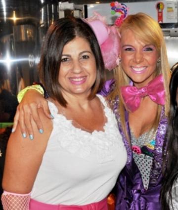 Rosinha e Carla Peres 2