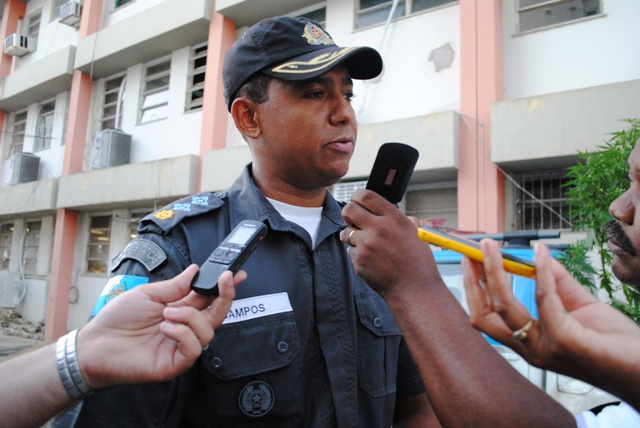 major Fabio Campos