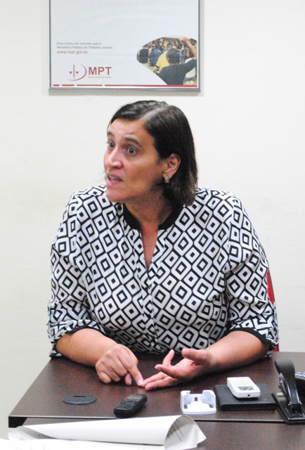 Procuradora Sueli Teixeira Bessa