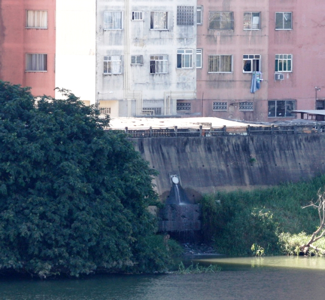 Rio Paraíba esgoto 3