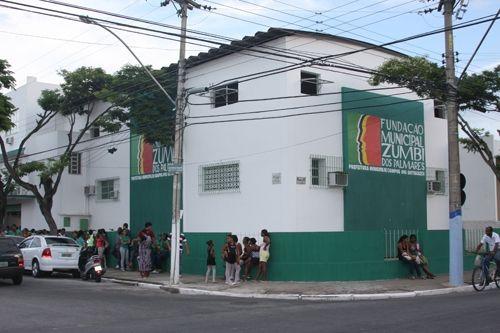 Fundação Zumbi