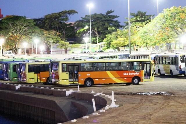 ônibus novo