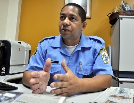 Em Campos tem guarda municipal à frente da Guarda