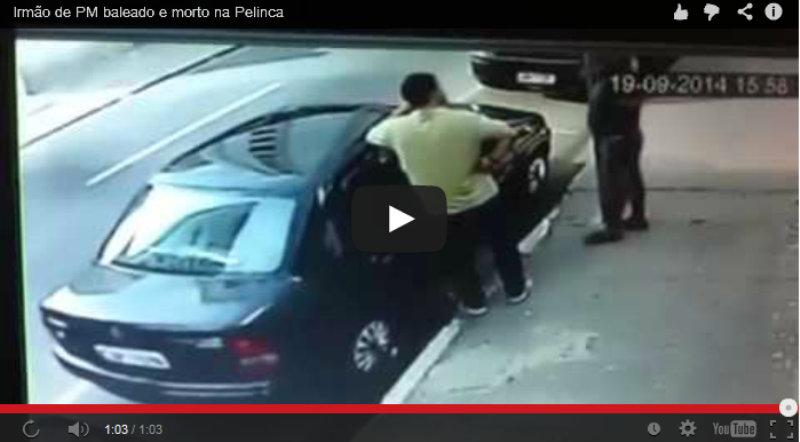 vídeo crime