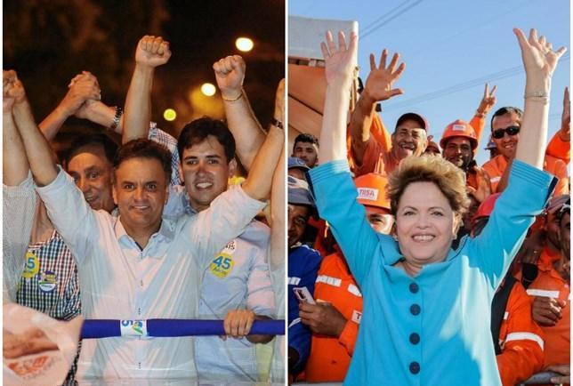 Dilma e aécio 2210