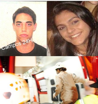Sepultado corpo de jovem que morreu em acidente; universitária continua grave