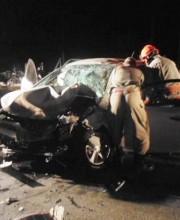 acidente Itaperuna 2010