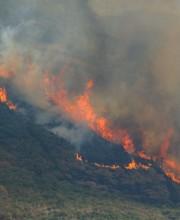 fogo região serrana