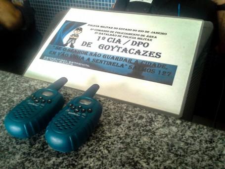 rádio 2210