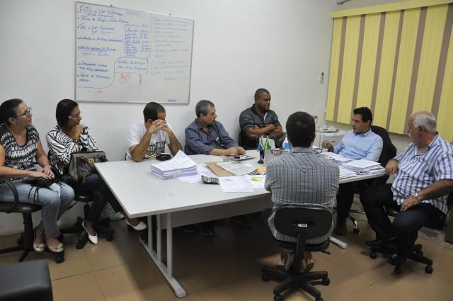 Reunião de Cargos e Salários-Secom  (6)