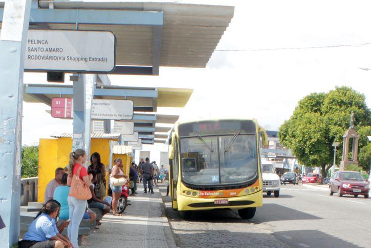 terminal de ônibus centro