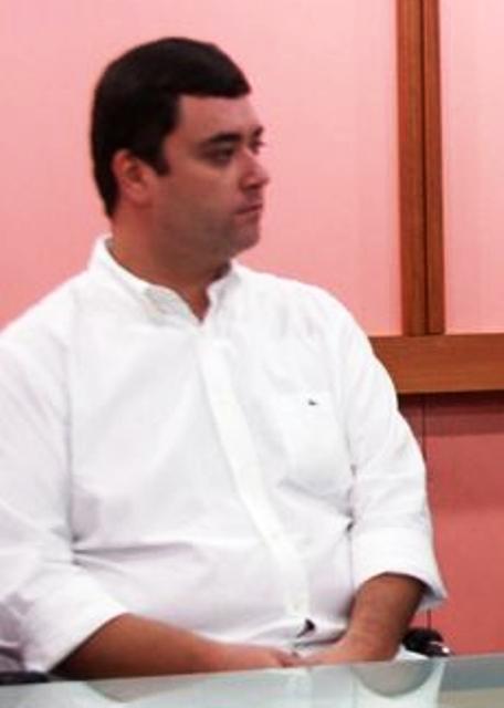 O subsecretário de Governo Thiago Godoy