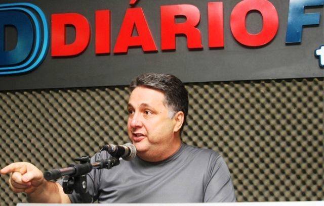Garotinho na Diário FM 5