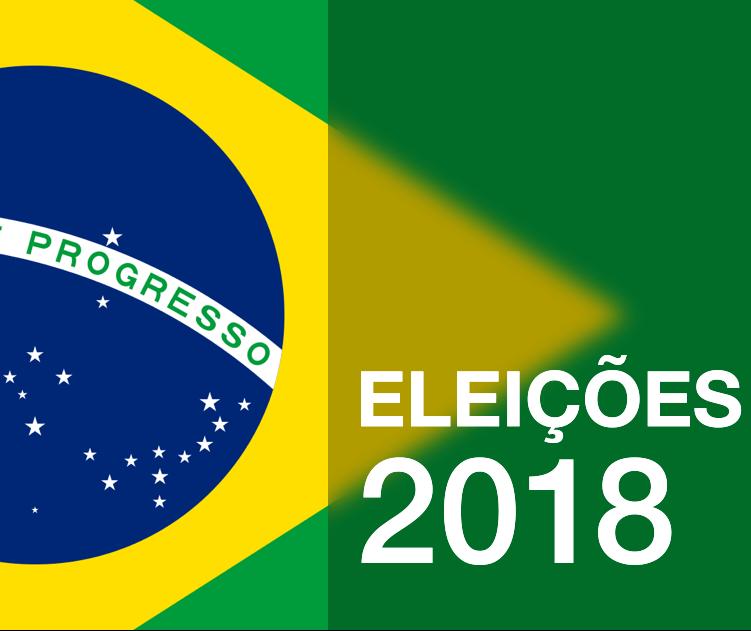 Resultado de imagem para ELEIÇOES 2018